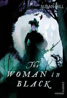 The Woman In Black, ISBN: 9780099583349  This book is something of a cult classic–a rocking chair in a deserted nursery, the eerie sound of a pony and trap, a child's scream in the fog, and, most terrifying of all, a ghostly woman dressed all in black. Arthur Kipps is an up-and-coming solicitor who is sent to Crythin Gifford to attend the funeral and settle the affairs of a client. The house stands at the end of the causeway, wreathed in fog and mystery.