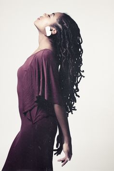 Long Locs on the Creative Silence Photography Blog