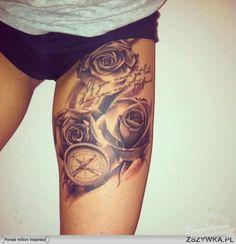 Женские татуировки   VK