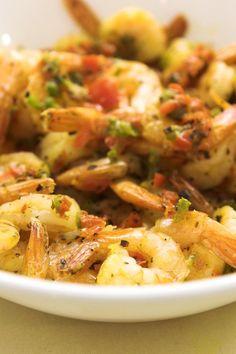 Ww Shrimp With Cilanto and Lime - 5 Pts.