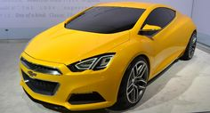 chevrolet concept cars 2014 - Google Search