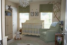 Baby boy nursery-  love!!    #nursery #nurseries  #baby  #baby's room media-cache2.pint... hopehallinan baby rooms