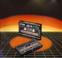 TDK AD-X 90 (1982) #80s