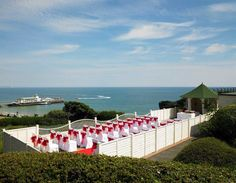Bournemouth Highcliff Marriott Hotel in Bournemouth (England) - Click on the photo to be directed to their www.Chooseyourwedding.com profile to find out more details about this venue and enquire about having Bournemouth Highcliff Marriott Hotel for your civil ceremony and/or wedding venue!