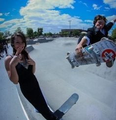 """There's been some great entries for our @GoldCoast Skateboards """"Rollin' with the Homies"""" contest. One of the best was this @suhy_taylor submission It's also his prom picture! Tag your pics of you and your friend's skating with and you could win a Salvo, Classic Bamboo, and Serpentagram for you and 5 homies! #skategoldcoast #contest #rollinwiththehomies The competition is stiff with entries like this…. Good luck!"""