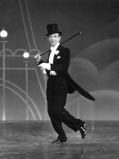 Top Hat, Fred Astaire, 1935 Poster at AllPosters.com