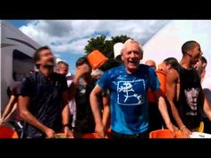 Ian McKellen ALS Ice Bucket Challenge - YouTube