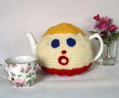 Mr. Bill Tea Cozy!