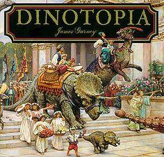 James Gurney, Dinotopia ed il linguaggio segreto dei dinosauri