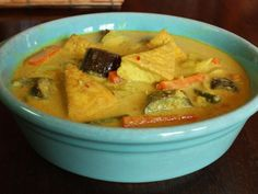 A variety of vegetables are simmered in a milk coconut milk curry to make this popular Indonesian vegetable curry side dish. Also popular in Malaysia.
