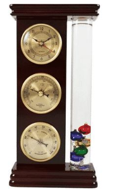 Ambient Weather Galileo Weather Station with Thermometer Galileo Thermometer, Clock, Cool Stuff, Weather, Top, Diving, Places, Watch, Cool Things