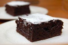 Brownies uit de voorraadkast