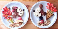 Disney style food (By stay-at-home-mom-turned-Bento-artist Samantha Lee)