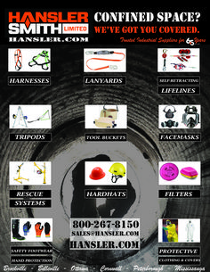 We've got all the Safety Supplies you need to ensure SAFE Confined Space Entry