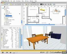 Decoración y Construcción de Casas con el Programa Sweet Home 3D