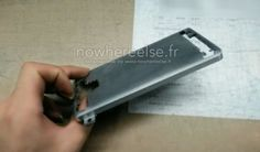 Galaxy S6 Chassis Images Leak Again