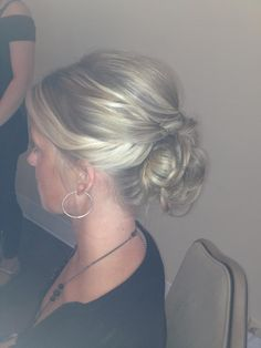 I think this is gonna be my bridesmaid hairstyle for the wedding Sept 14th