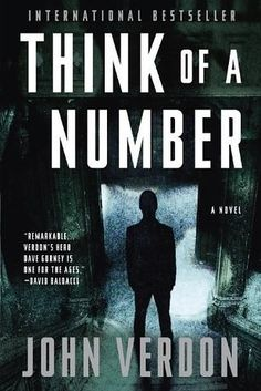 Think of a Number by John Verdon | 53 Books You Won't Be Able To Put Down