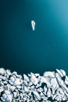 Silence Amongst Icebergs - gestalten Glaciers Melting, Ice Sheet, Pastel Palette, Taking Pictures, Arctic, Be Still, Lightroom, Scenery, Behance
