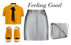 """Feeling Good"" by kashbley on Polyvore featuring Elvi, Rachel Comey, Pierre Balmain and Gap"