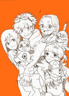 Pokemon Vs Digimon, Digimon Adventure 02, Digimon Digital Monsters, Lovers, Seasons, My Favorite Things, Twitter, Funny, Anime