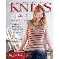 Interweave Knits Summer 2013 Digital Edition - Digital Magazine Single Issue - Magazines - Knitting | InterweaveStore.com