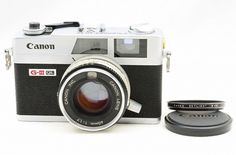 Canon Canonet QL17 GIII Rangefinder 40mm f1.7 Lens from JAPAN * EXC!! * #1302 #Canon