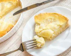 Gâteau à l'ananas rapide : http://www.fourchette-et-bikini.fr/recettes/recettes-minceur/gateau-a-lananas-rapide.html