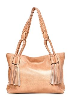 Florence Genuine Leather Tote by Aimee Kestenberg on @HauteLook