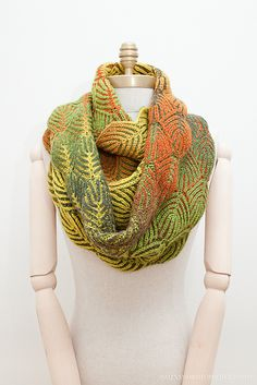 Ravelry: Woodland pattern by Nancy Marchant