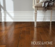 Build up the baseboard.   Photo Gallery: Weekend DIY Projects   House & Home