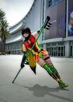 Welcome to FML Cosplay. This site contains Top Cosplay Collection From All Over The World. FML Cosplay Collections on different categories and level. Robin Cosplay, Dc Cosplay, Best Cosplay, Cosplay Girls, Genderbent Cosplay, Robin Costume, Rule 63, Dc Memes, Amazing Cosplay