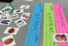 Using Sentence Starter Strips In Speech Therapy