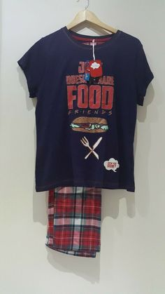98090d6a CENTRAL PERK FRIENDS TV SERIES LADIES PYJAMA FROM PRIMARK SIZE: MEDIUM # fashion #clothing #shoes #accessories #womensclothing #intimatessleep (ebay  link)