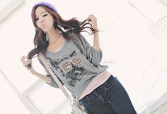 cute top! cute ulzzang asian korean kfashion fashion