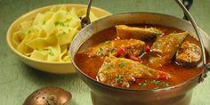 Polévka z říčních ryb. Recepty — Podravka   S Podravkou chutná lépe