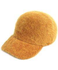 Doca hořčicová zimní kšiltovka Winter Hats, Beanie, Beanies, Beret