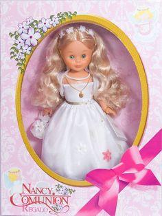 Muñecas Modelo Y Accesorios Famosa Nancy Cama Reedicion Nueva Nancy Bed Doll Muñecas Y Accesorios