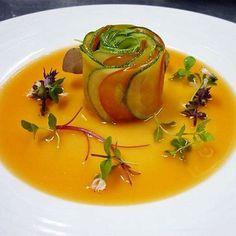 La ratatouille revisitée | cuisine, gastronomique, recette. Plus de nouveautés sur http://www.bocadolobo.com/en/inspiration-and-ideas/