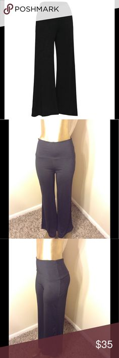 Selling this 🌹🌹🌹FASHION STAPLE HIGH WAISTED WIDE LEG PANTS on Poshmark! My username is: iehystyle. #shopmycloset #poshmark #fashion #shopping #style #forsale #Pants