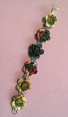 aluminum can jewelry - Google Search