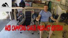 ARB Camping Chairs Product Review