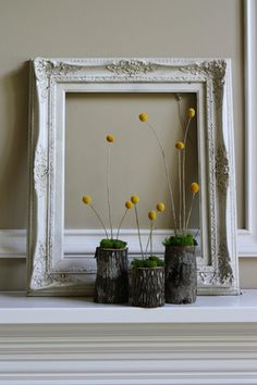 Ten Design Ideas for an Empty Frame    www.TheMagnoliaMom.com