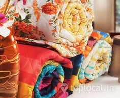 Home Interior is a exporter and supplier of the finest quality matteresses, Curtain Fabrics, Sofa Tapestry, Bed Sheet, Blanket, Doormates, Towel, Wallpaper, Pillow, Carpet, Curtain. Over the years Home Interior, has grown to become one of the largest suppliers of wooden boxes in the country. Share your feedback for store at http://www.toplocal.in/ahmedabad/home-interior/local-store/832/