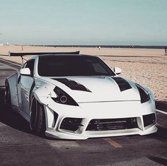 Nissan 370 Z Wide Body