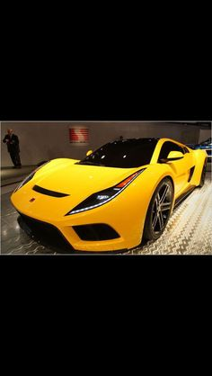 Yellow....yellow car