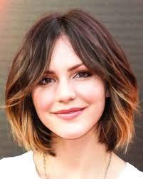 light auburn hair with highlights