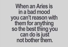 Aries Zodiac Facts, Aries And Pisces, Aries Woman, Infj Personality, Sun Sign, Bad Mood, You Can Do, Horoscope, Astrology