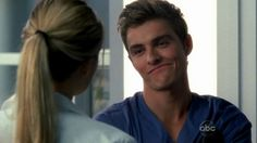 Or maybe because he played Cole on Scrubs.