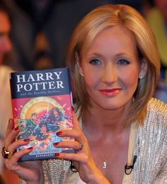"""Survivor of domestic violence, JK Rowling was living as a single mother suffering from depression and living on welfare when she was able to write and complete her first novel, """"Harry Potter and the Sorcerer's Stone"""". Today, J.K. Rowling is worth about $1.1 billion and has been able to sell over 400 million books."""